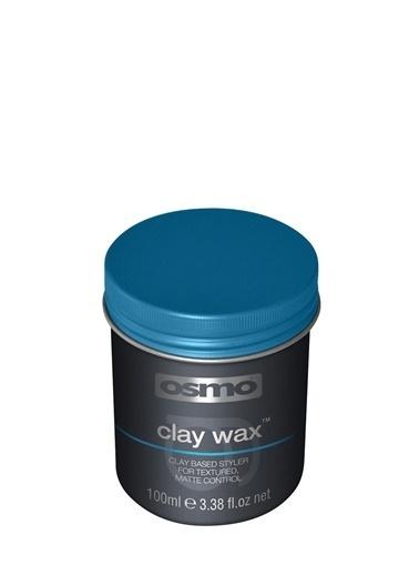 OSMO Osmo Clay Wax Doğal Mat Görünümlü Sert Wax 100 Ml Renksiz